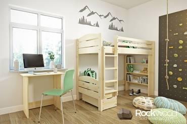 Onwijs Kinderbed Kopen? Kinderbedden van 100% echt hout | Rockwood® IP-89